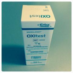 ОКСИтест полоски (OXItest полоски)