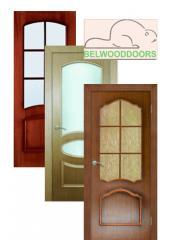 Двери шпоночные межкомнатные