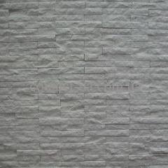 Facing granite tile for dressing of walls