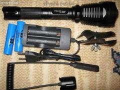 Охотничий фонарик Bailong BL-Q2800 T6 5000W