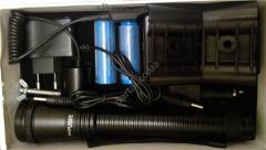 Охотничий фонарик Bailong BL-Q2830-T6 Police 10000W