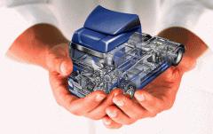 Trucks on dismantling (DAF, MAN, RENAULT,