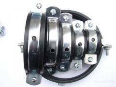 Collars for pipes