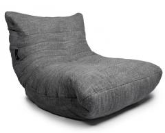 Lounge chair of Acoustic Sofa™-Luscious Grey