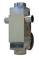 The economizer for recovery of heat from