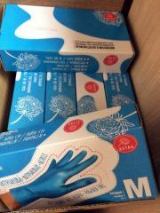 Nitrile gloves unsterile neopudrenny Astra