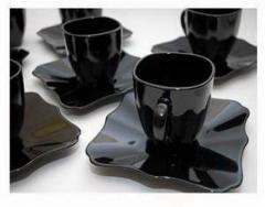 Чайный сервиз Luminarc Authentic Black 220 мл 12 пр ( E4958) Arc