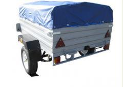 Has taken away P-2 trailers. board (folding body)