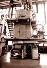 Машина для пропитки рулонных тканей МПТ - 3М