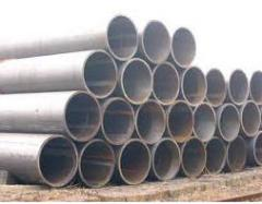 Pipes steel seamless for oil pipelines and