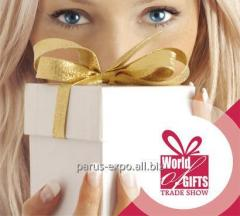 The international exhibition of gifts World of