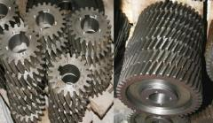 Spare parts on roller mill of A1-BZN