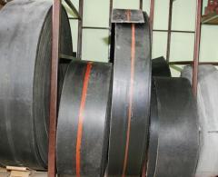 Лента конвейерная (транспортерная), резинотканевая