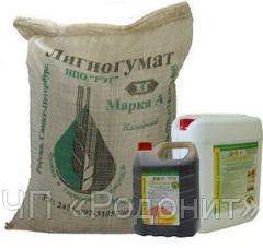 Potassium humate Lignogumat And (AM) growth factor