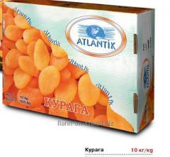 Dried apricots of