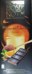 Шоколад Moser Roth екстра чорний з нач....
