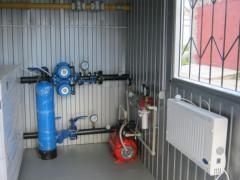 Системы отопления помещений