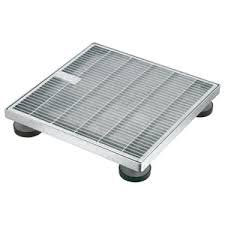 Sita Drain Terra the Lattice from galvanized steel