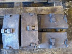 Block TGM23, bezgrebnevy for locomotive
