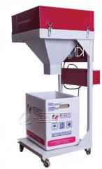 Vibrating screen for paint