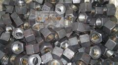 Nut traveling M22, M24, M27, materials vsp in wide