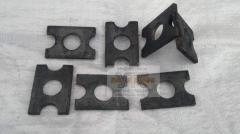 Washer flat - a bracket tsp142