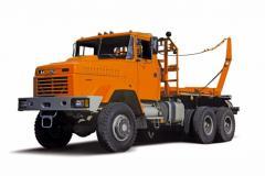 Forest KRAZ-64372 equipment type 2