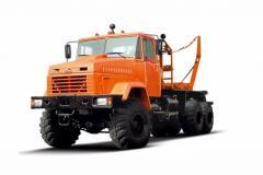 Forest KRAZ-64372 equipment type 1