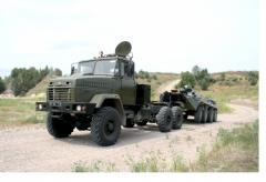 Military special equipment KRAZ-6333 of RE TEM
