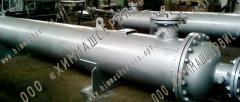 The heatexchange equipment of TNG, TKG, TNV, TKV,