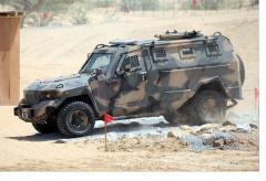Armored car Cougar Cougar