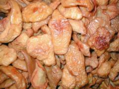 Pears dried - dried fruits