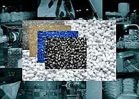 Granule of primary polypropylene