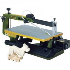 Precision Proxxon DS 460 electrofret saw (205 W, 2