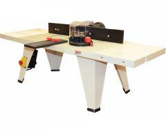 Milling table of JET JRT-1 (the table size with