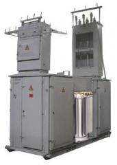 Complex transformer substations of KTP