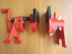 "Clamp pipe 3/4"" BESSEY, is made in"