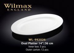 Блюдо овальне Wl-992026 wilmax