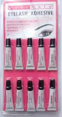 Glue for artificial eyelashes 10*1 gr Globus group