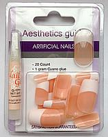 False artificial nails of Globus group N-6732