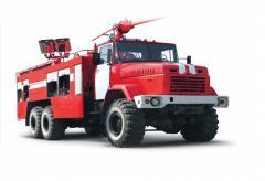 Special equipment fire KRAZ AKT-2/5 (63221)-262.02