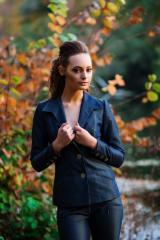 Жакет из костюмной ткани Malininy МВ 1317