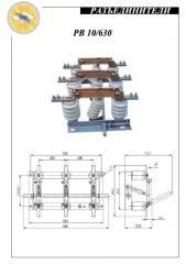 PB-10/630 disconnector