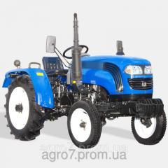Трактор ДТЗ 4240(ГУР, 24л.с., эл. панель)