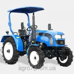 Трактор ДТЗ 4244Р(КПП 8+8, 4x4, 3 цил., 24л.с.,