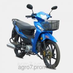 Мотоцикл SP110С-3L sport(4т., 110см3,  корзина,