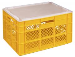 Ящики пластиковые для хлеба, хлебобулочных и