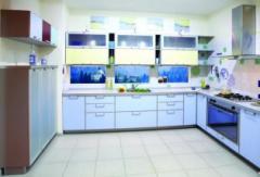 Кухня бізнес класу Римини, Шафи кухонні