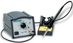 Soldering equipment: A bathtub soldering W101H