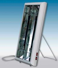 Universal 2nd functional electric heaters of